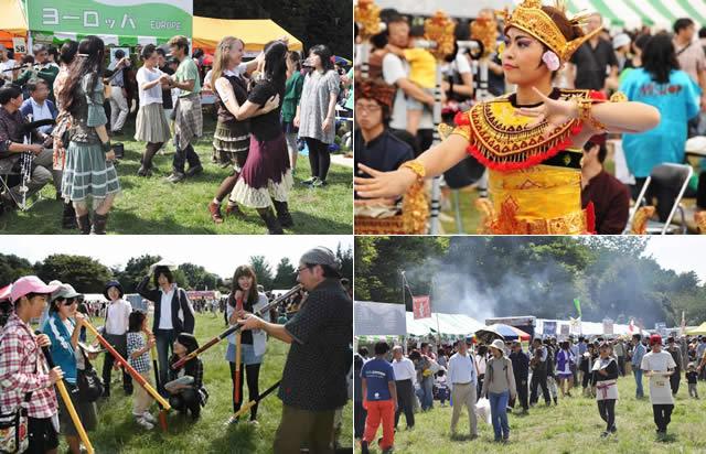 三鷹国際交流フェスティバルの画像