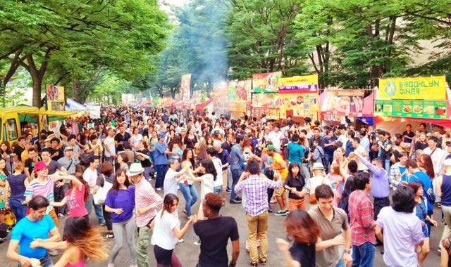 サルサストリートフェスティバル
